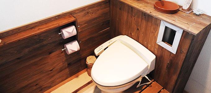 トイレリフォーム|山形県の水道工事・配水池調査清掃ロボットの髙橋工務店