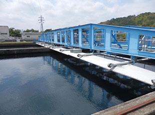 浄水施設工事のイメージ