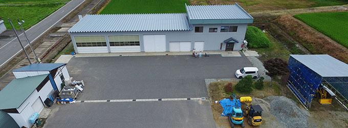 地域密着型工務店|山形県の水道工事・配水池調査清掃ロボットの髙橋工務店
